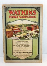 Jr. Watkins Comany-Watkins Timely Suggestions Book-Soft Cover Book - $9.90