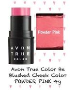 """Avon True Color Be Blushed Cheek Color """"Powder Pink"""" - $8.49"""
