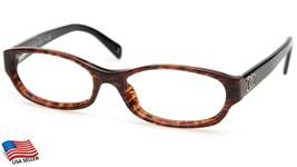 Chanel 3161-B c.1119 Havana Eyeglasses Frame 52-16-135mm B30mm Italy - $240.09