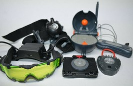 Spy Gear Night Vision Goggles Spin Master Lot - $22.80