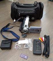 Sony Handycam DCR-TRV38 Mini DV Camcorder Battery, Carry Case, Lenses Fi... - $148.49