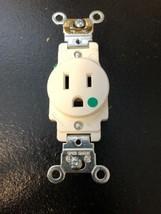Leviton 8210-W Outlet In White - $3.78
