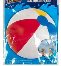 H2OGO!  Beach Ball, 16 in. Choose 1 From 2 Color Designs - $3.00