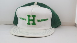 Hawaii Rainbow Warriors Hat (VTG) - Trucker Style - Adult One Size Snapback - $45.00