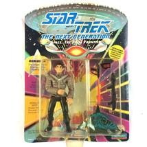 Star Trek The Next Generation Romulan Action Figure 1992 Playmates Sealed - $9.85