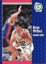 Kevin McHale ~ 1991-92 Fleer #13 ~ Celtics - $0.05