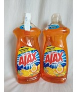 Ajax Ultra Triple Orange Hand-Dish Soap 28 oz.ea Washes Away Bacteria, 2... - $14.15