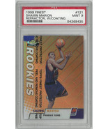 Shawn Marion 1999-00 Topps Finest Refractor/Coating Rookie Card (RC) #12... - $58.95