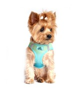 American River Choke Free Dog Harness Ombre Collection - Aruba Blue - $17.99