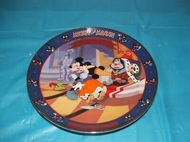 BRADFORD EXCHANGE Disney BRAVE LITTLE TAILOR THROUGH THE YEARS MICKEY & ... - $24.74
