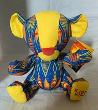 NWT Disney Store Special Edition Simba Stuffed Plush Live Action Lion King 2019 - $30.84