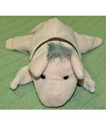 "BABE AND FRIENDS BEAN BAG PIG 7"" EQUITY TOYS COLLAR NAME TAG STUFFED ANI... - $7.92"