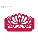 Lotus lace border Stitched New 2018 Metal Cutting Dies DIY Scrapbooking  - $10.26