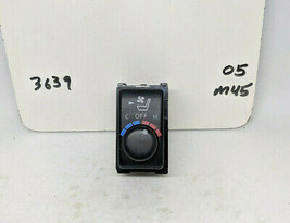 2005 Infiniti M35 M45 RH Passenger Heated Cooled Seat Control Switch (#3... - $14.00