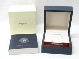 [Unused] LONGINES genuine watch storage case box - $207.00