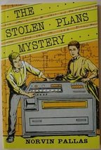 Ted Wilford The Stolen Plans Mystery Norvin Pallas no.7 new reprint pape... - $12.00