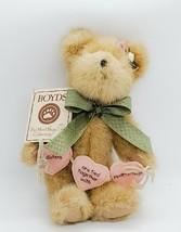 Boyds Bears The Head Bean Sissy Bearhugs with Tag Style 903044 - $13.05