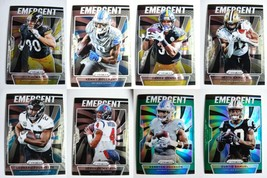 2019 Panini Prizm Emergent Insert Football Cards Complete Your Set U Pic... - $1.99+