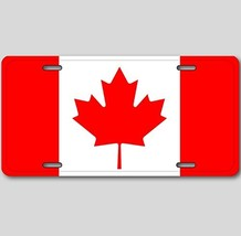 Forever Signs Of Scottsdale Custom License Plate Canadian Canada Nationa... - $12.69