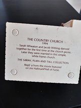 The  Country Church 1994 The Sarah, Plain and Tall Collection image 3