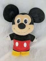"Fisher Price Mickey Mouse Talks Plush 11"" 2009 Disney Stuffed Animal Toy - $6.95"