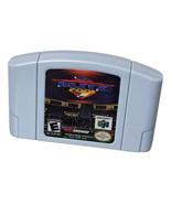 NFL BLIT 2001 for N64 Game Cartridge English US NTSC Version Nintendo 64 Conso - $27.98