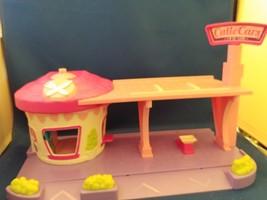 Shopkins Cutie Cars Shopkins Drive Thru Diner Playset  - $7.50