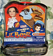 LIL' BRATZ LIL'BOYZ COLIN DOLL NEW SEALED IN PACKAGE WITH CLOTHES & SHOE... - $15.79