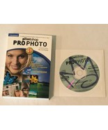 Print Shop Pro Photo CD-ROM PC Computer Software and Users Guide  - $9.99