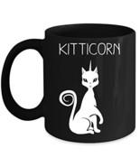 KittiCorn Cat Kitty Unicorn Home Office Coffee Mug Cup - ₨957.26 INR