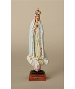 Our Lady of Fatima Blessed Virgin Mary 16 Inch Statue - $49.99