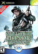 Medal of Honor: Frontline (Microsoft Xbox, 2002) Tested - $5.99