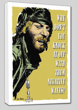 Kelly's Heroes: Oddball Says - Mounted Canvas (various sizes) - $29.99+