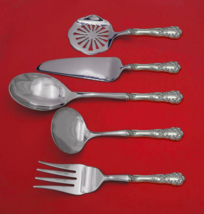 Buttercup by Gorham Sterling Silver Thanksgiving Serving Set 5-Piece Custom Made - $359.00