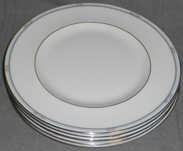 1986 Royal Doulton Set (6) Simplicity Pattern Dinner Plates Made In England - $182.15
