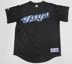 Majestic MLB Toronto Blue Jays Gustavo Chacin #39 Black Baseball Jersey - $49.45