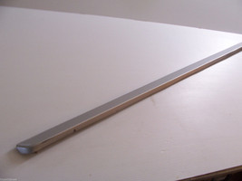 2000 ELDORADO LEFT DOOR LOWER EDGE SILVER TRIM MOLDING OEM USED 1999 200... - $147.51