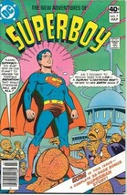 The New Adventures of Superboy Comic Book #7 DC Comics 1980 FINE+ - $2.75