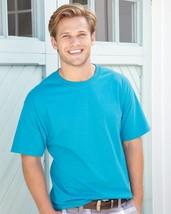 253c38e6 12 Blank Hanes Beefy 5180 T-Shirt Wholesale Bulk Lot ok to mix S-