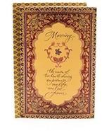 Hallmark Wedding Greeting Card (Love Forever) - $18.85