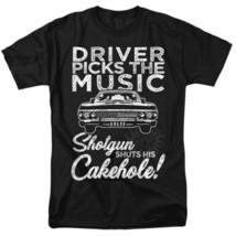 Supernatural TV Series Drivers Picks The Music Logo T-Shirt NEW UNWORN - $24.99