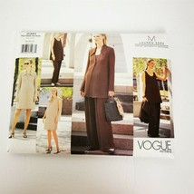 Vogue 2391 Maternity Lauren Sara Plus Size 18 20 22 Uncut Pattern - $14.99