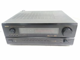 Denon AVR-3802 AV Surround Receiver Limited Testing AS-IS For Parts - $76.50