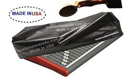 Soundcraft Signature 22 MTK Mixer DUST COVER HOME STUDIO RECORDING + EMB... - $26.11