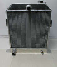 AFCO RADIATOR 1942-48 FORD Aluminum for Ford Engine Hot Street Rod BENT ... - $299.99