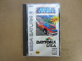 Daytona USA Videospiel Sega Saturn RAR Original - $38.67