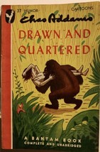 Drawn and Quartered by Chas Addams - First paperback -  CG - $23.75