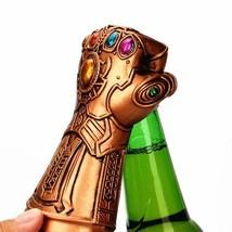 Bottle Opener Beer Creative Multipurpose Infinity Thanos Gauntlet Glove ... - $15.99