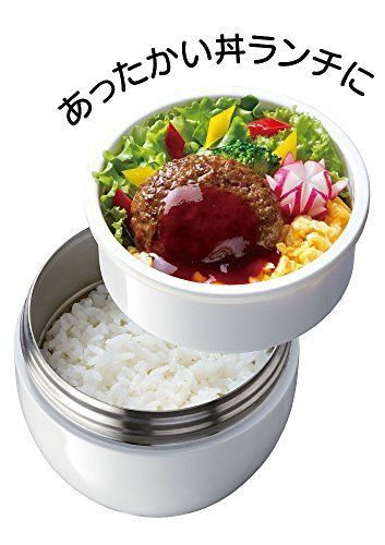 SKATER Thermal insulation lunch box lunch jar 540ml KLDNC6 JP