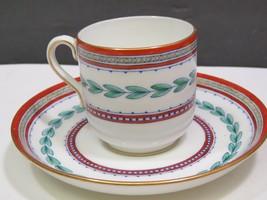 Minton Ashbourne Demitasse Cup & Saucer - $29.70